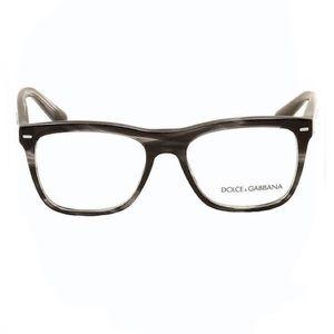 [Dolce & Gabbana] Black Eyeglass Frames NWOT